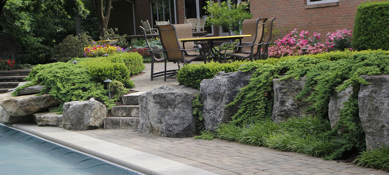 rock solid the importance of rocks in landscape design fullmers