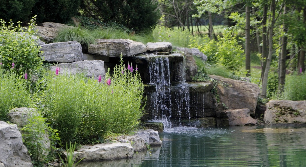 Fullmers Water Features