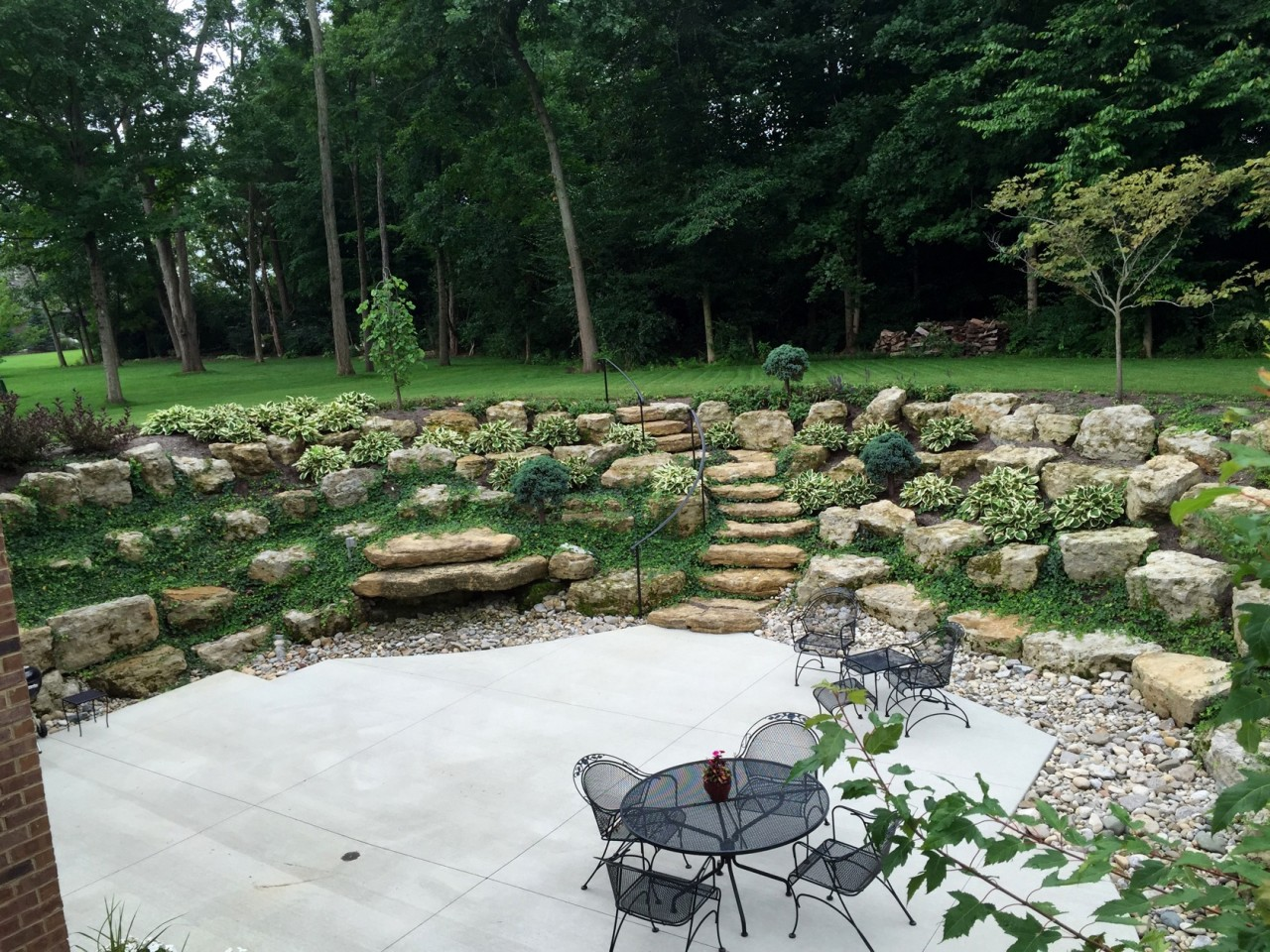 Patio Design | Fullmers Landscaping